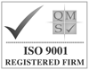 K2 are an ISO9001 registered company